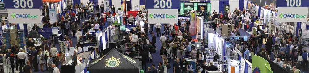 CWCBExpo Show Floor