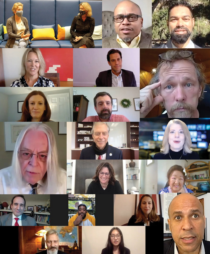 Montage of CWCBExpoInsider Speakers