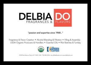 Delbia Do Fragrances and Flavors