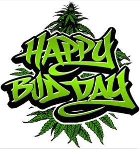 Happy Bud Day